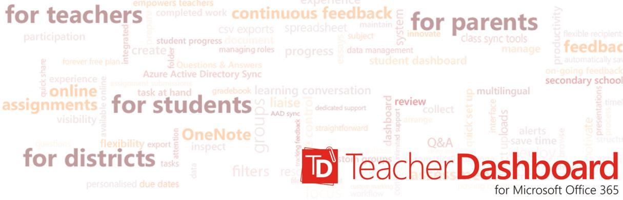 Teacher Dashboard 365 - Bett Show 2020, 22 - 25 January