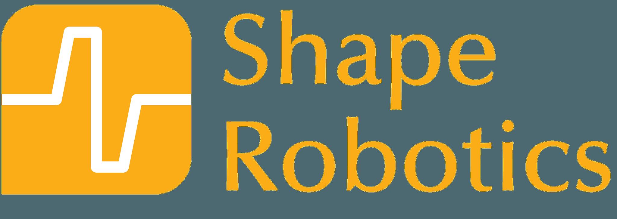 Shape Robotics